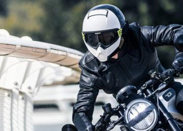 Top 3 Men's Motorcycle Helmets